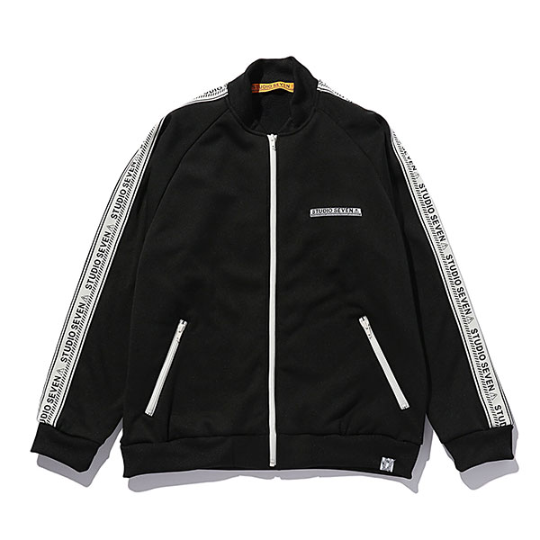 Caution Track Jacket