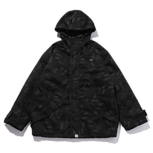 Star Print Mountain Jacket