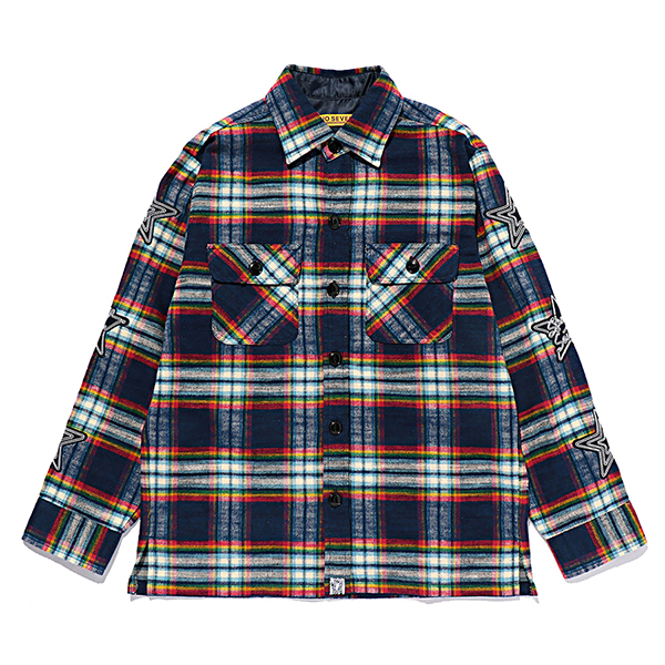 Star Wpn Check Shirt
