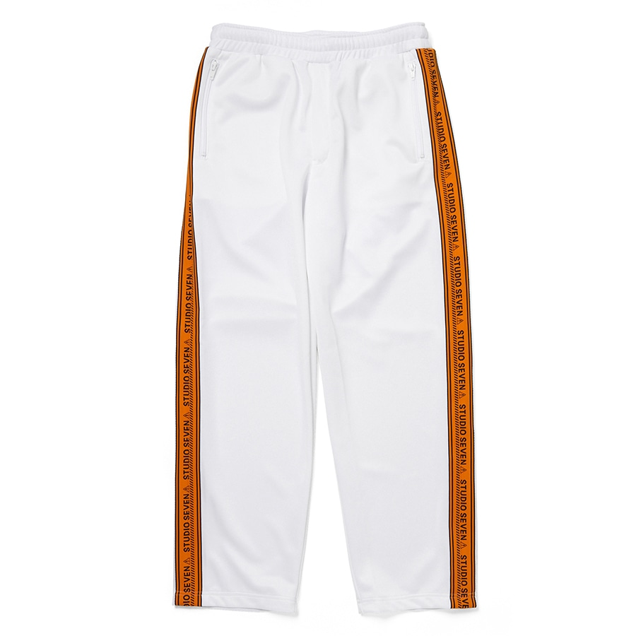 Caution Jersey Pants 詳細画像 White 1