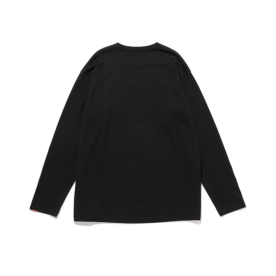 Caution LS Tee 詳細画像 Black 1