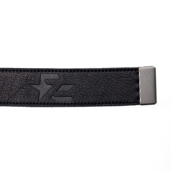 Embossed Leather GI Belt 詳細画像