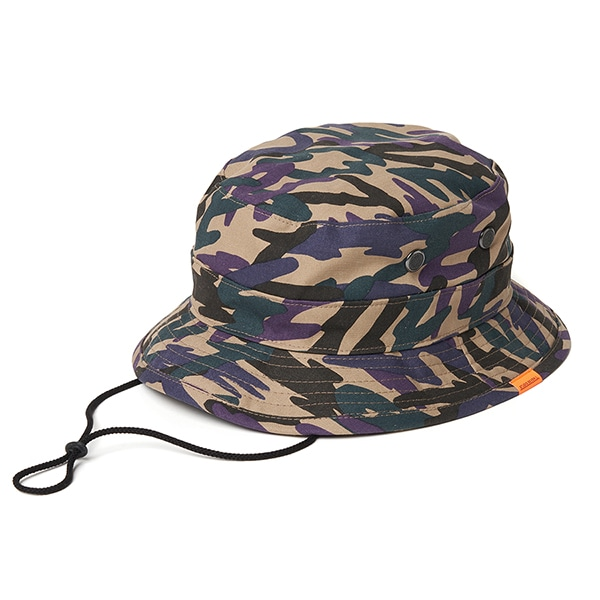 Camo Safari Hat