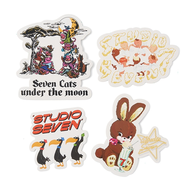 Character Sticker Set