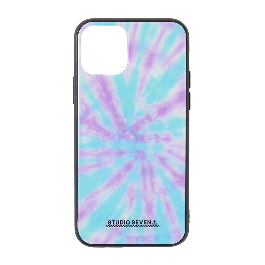 Tie-dye iPhone Case 11pro 詳細画像 Blue 1