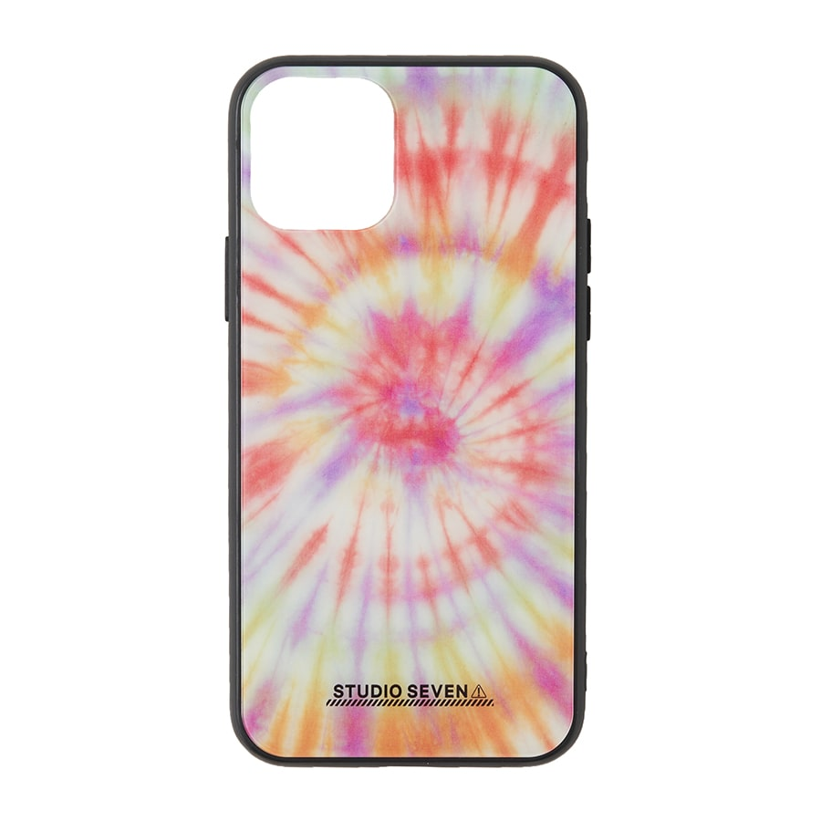 Tie-dye iPhone Case 11pro 詳細画像 Orange 1
