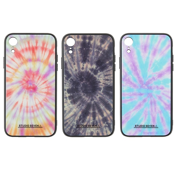 Tie-dye iPhone Case XR 詳細画像