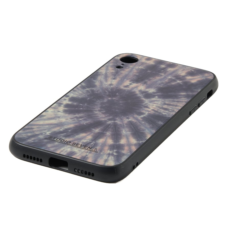 Tie-dye iPhone Case XR 詳細画像 Blue 2
