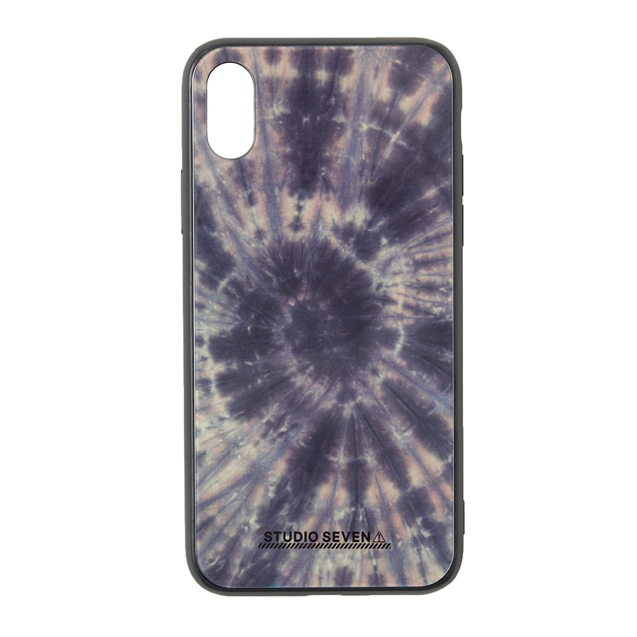 Tie-dye iPhone Case X/XS 詳細画像 Black 1