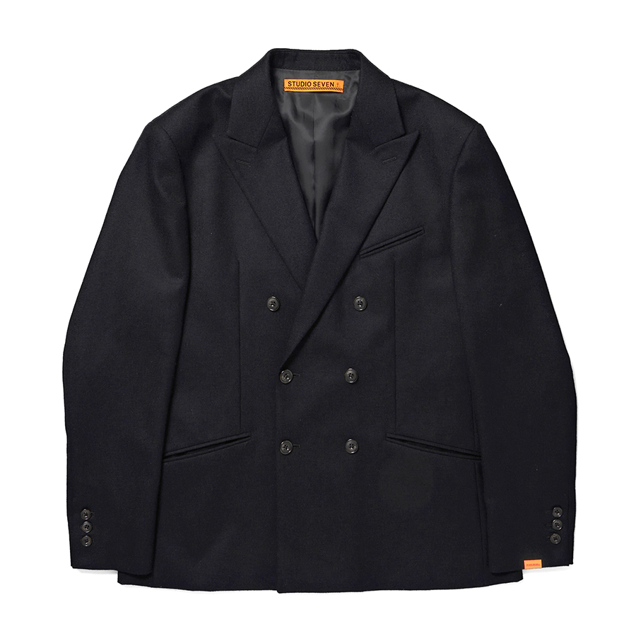 Past Forward Tailored Jacket 詳細画像 Black 1