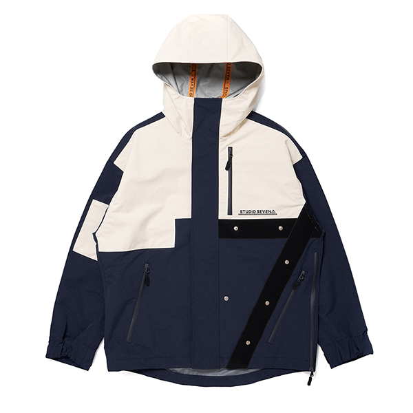 Adjust Tech Mountain Parka