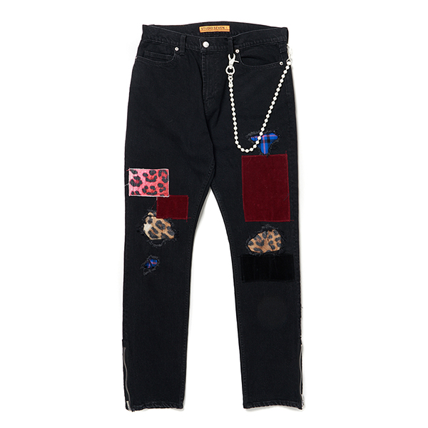 Repair Denim Pants