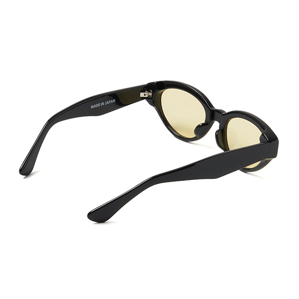 Black Frame Sunglasses 詳細画像