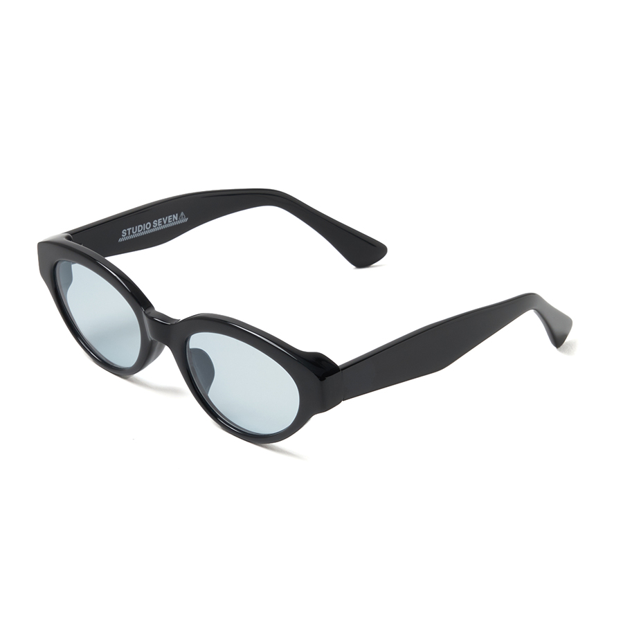 Black Frame Sunglasses 詳細画像 Blue 1
