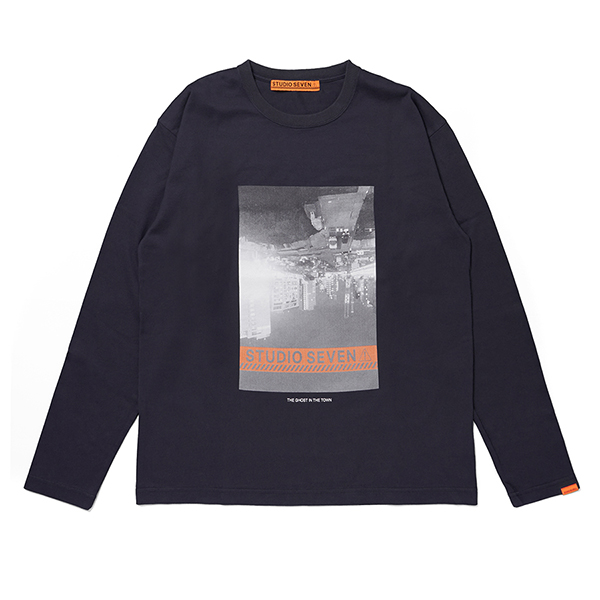 Ghost & Machine Ls Tee