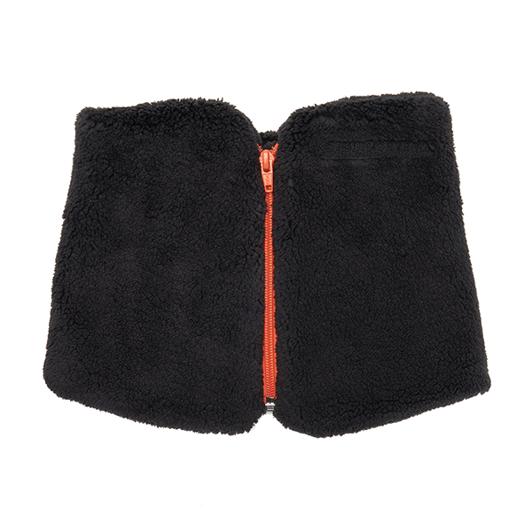 Zipped Fleece Neck Warmer