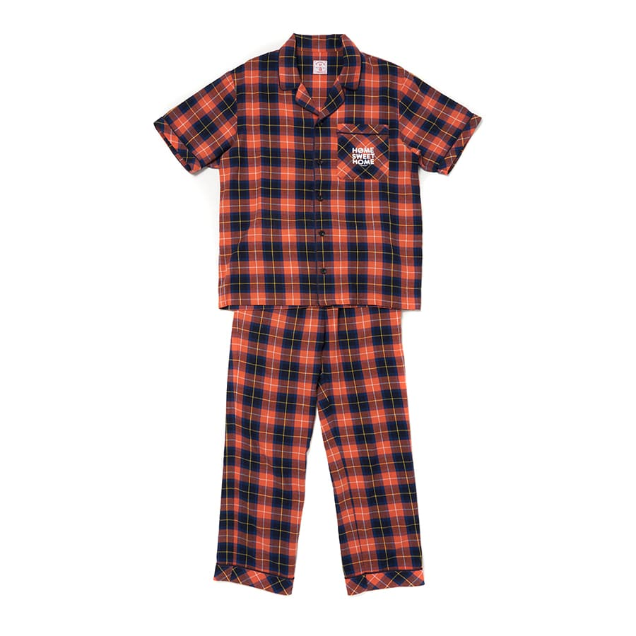 HOME SWEET HOME Pajamas 詳細画像 Red 1