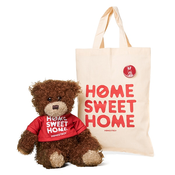 HOME SWEET HOME Bear Set