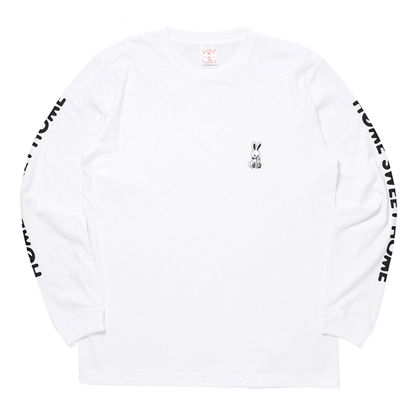 HOME SWEET HOME Rabbit LS Tee