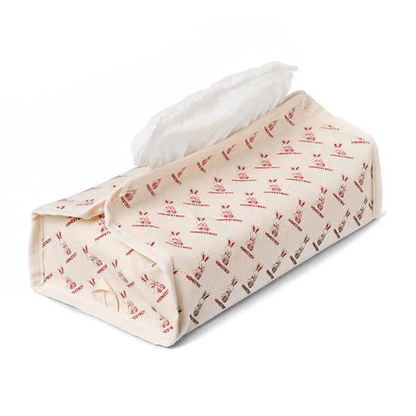 Rabbit Tissue Box Cover