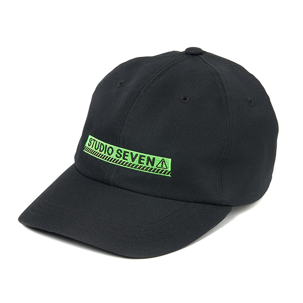 Green Caution Cap
