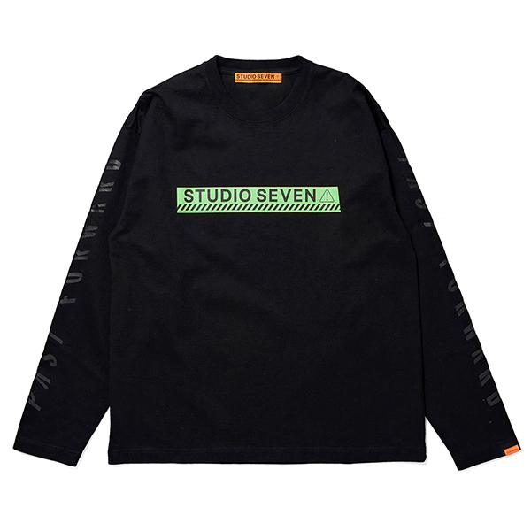 PAST FORWARD Caution LS Tee