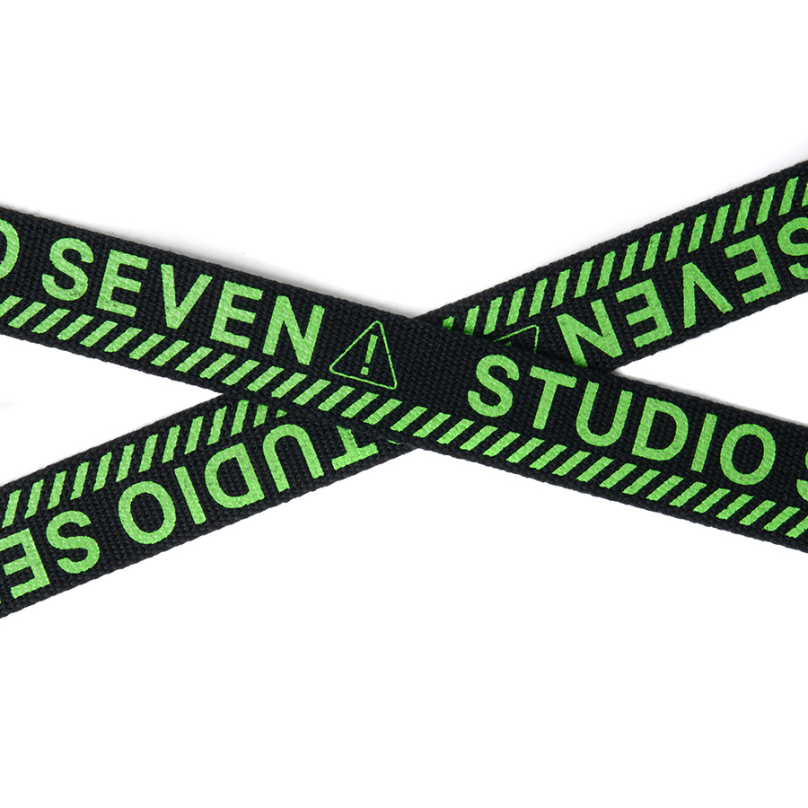 Green Caution Belt 詳細画像 Green 2