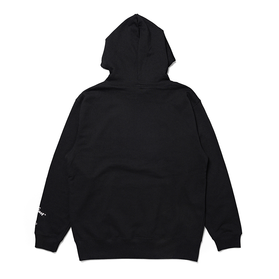 HONEST DELIVERY Better Fast Hoodie 詳細画像 Black 2