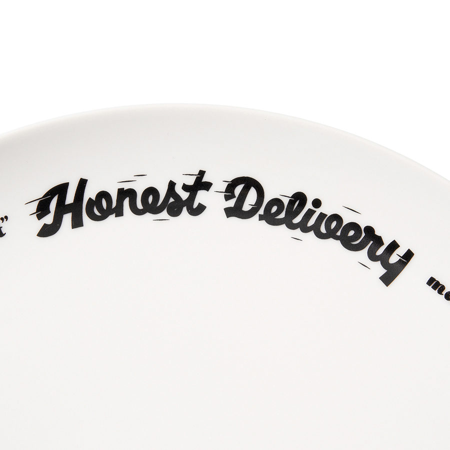 HONEST DELIVERY Better Fast Dish 詳細画像 White 2