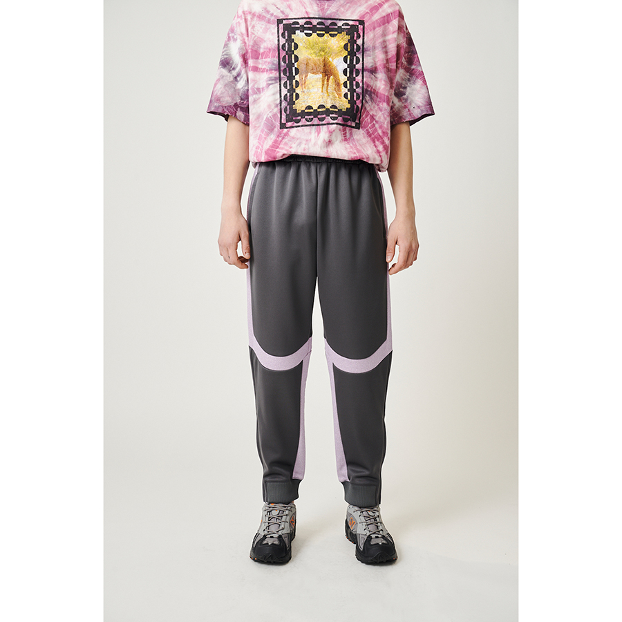 Caution EMB Jersey Pants 詳細画像 Grey 3