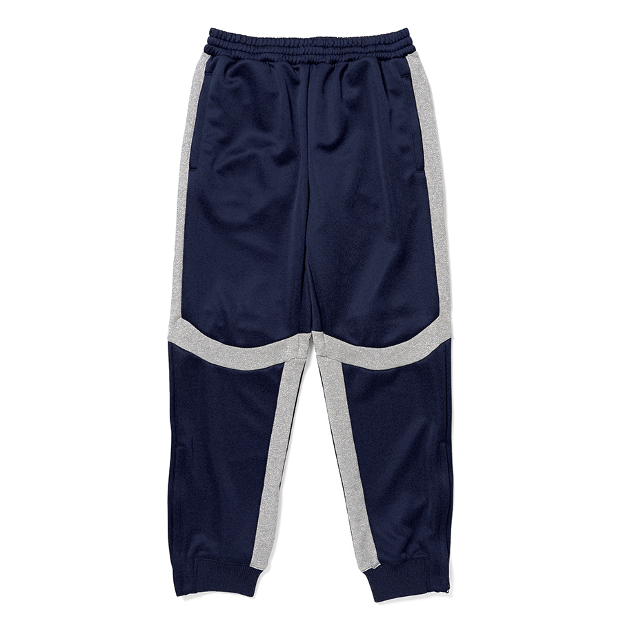 Caution EMB Jersey Pants 詳細画像 Navy 1