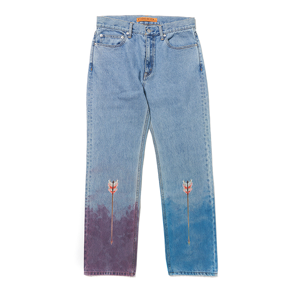 Custom Denim Pants