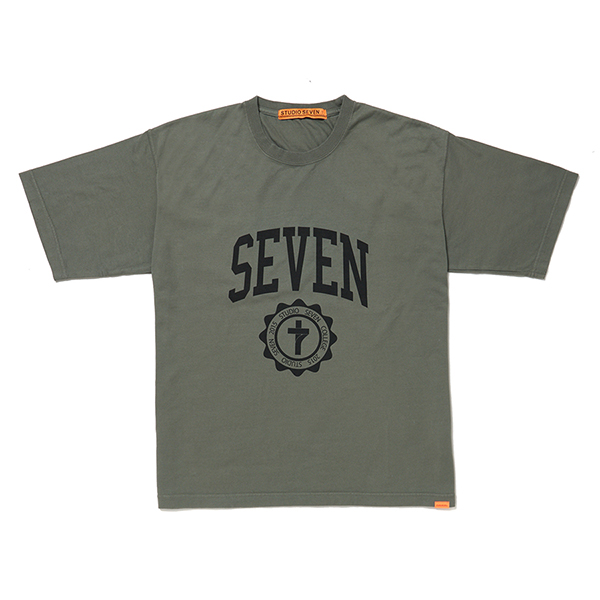 Overdyed College SS Tee