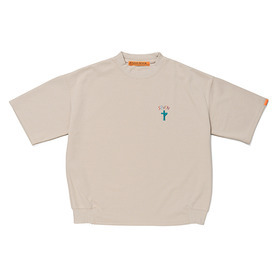 Ponte Fabric 7Cross EMB Big SS Tee