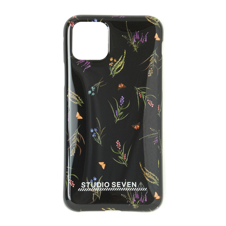 Botanical iPhone Case 11pro 詳細画像 Black 1