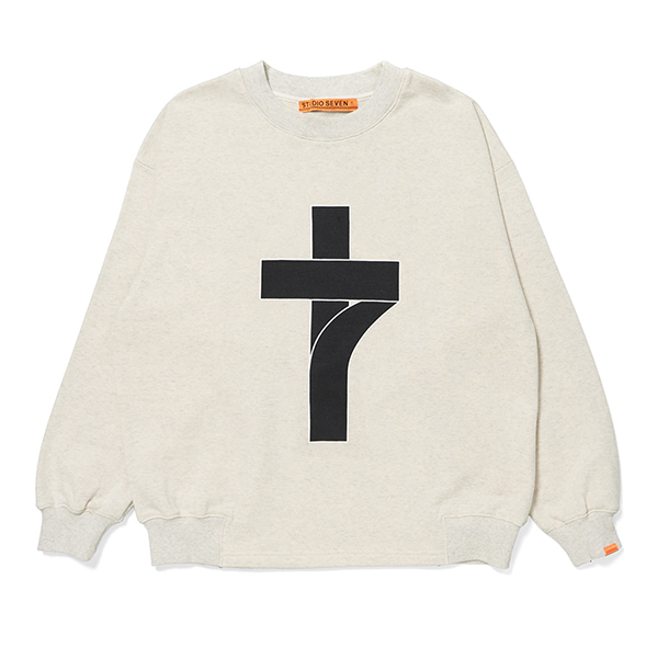 7Cross Crew Sweat