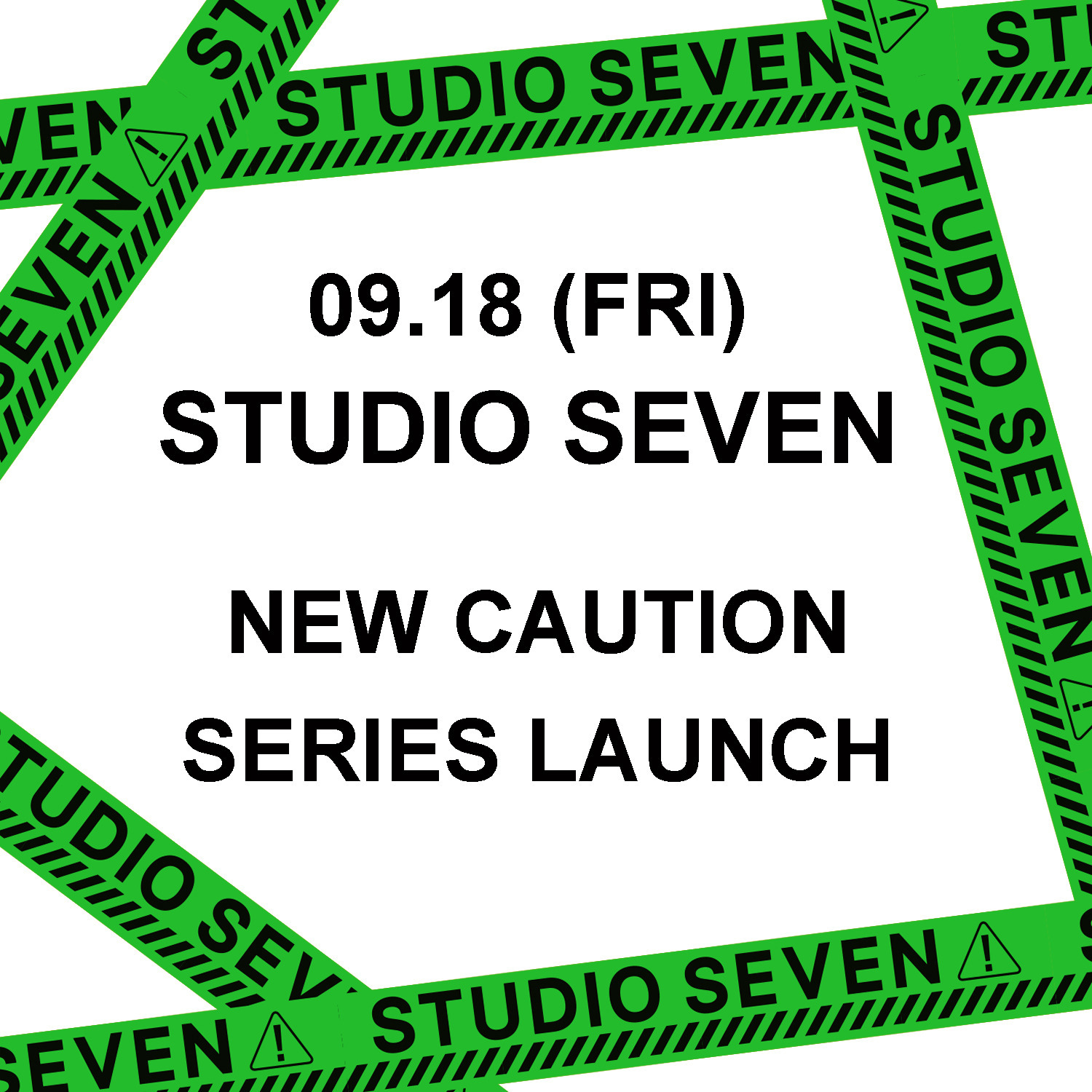 ■NEW CAUTION SERIES LAUNCH